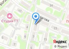 Компания «АЛЬТА-СЕРВИС» на карте