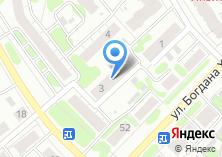 Компания «ЕНДС-Иваново» на карте