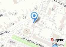 Компания «АвтоЛоер» на карте