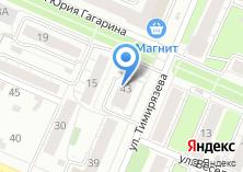 Компания «Продукты на Тимирязева» на карте