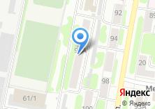 Компания «ЭнергоПартнёр» на карте