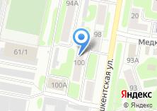 Компания «Межрайонный отдел № 8» на карте