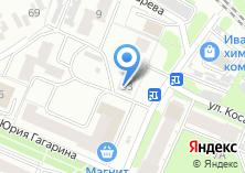 Компания «Мариам» на карте