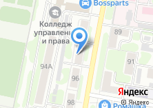 Компания «Авторус» на карте
