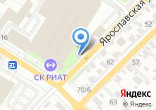 Компания «АДВОКАТСКИЙ КАБИНЕТ ВЛАДИМИРА КОНЮХОВА ЭТАЛОН» на карте