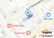 Компания «Ивановская специальная (коррекционная) общеобразовательная школа №1 VIII вида» на карте