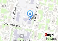 Компания «Детский сад №149» на карте