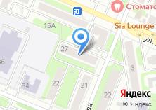 Компания «Продовольственный магазин на Войкова» на карте