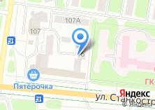 Компания «Стиль МАГ» на карте