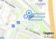 Компания «МИР АВТОМАТИКИ 37» на карте