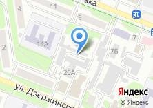 Компания «Жёлтая» на карте