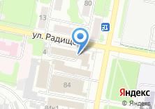 Компания «Пятёрочка» на карте