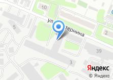 Компания «Ивпроект ГПИ-6» на карте