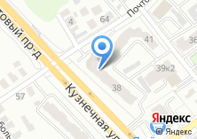 Компания «РосРемонт» на карте