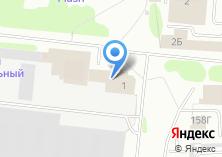 Компания «Скиппи» на карте