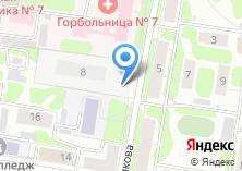 Компания «Ивановотрансагентство» на карте
