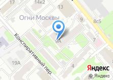 Компания «Промстроймонтаж» на карте