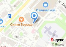 Компания «Мой любимый магазин» на карте