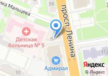 Компания «ГАЛЕРЕЯ МОЗАИКИ» на карте
