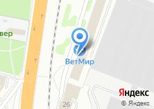 Компания «Концепция успешного бизнеса» на карте