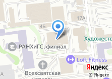 Компания «1С-БИТРИКС» на карте