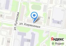 Компания «Хорошая хозяйка» на карте