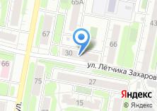 Компания «Текстиль Сити» на карте