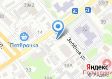 Компания «Центр занятости населения по г. Кохма и Ивановскому району» на карте