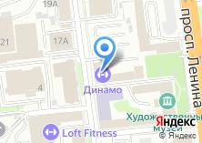 Компания «Салон-магазин сейфов» на карте
