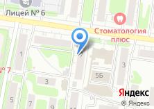 Компания «Кондитерская на Воронина» на карте