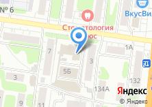 Компания «НЕЙРОСОФТ» на карте