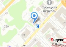 Компания «Строящееся административное здание по ул. Почтовая» на карте