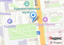 Компания «Лекос» на карте