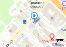 Компания «Доступный ремонт» на карте