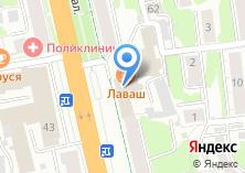 Компания «Профи» на карте