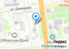 Компания «Клиника Реальная Помощь» на карте