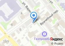 Компания «Консалт-эксперт» на карте