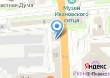 Компания «ЗАПЧАСТЬ.RU» на карте