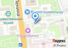 Компания «МКА-декор» на карте