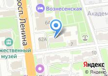 Компания «Адвокатский центр на Комсомольской» на карте