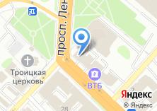 Компания «Вояж плюс» на карте