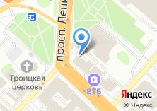 Компания «Кокуев ручей» на карте