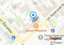 Компания «Автоправо» на карте
