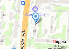 Компания «Крепеж и Инструмент» на карте