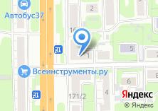 Компания «Магазин сантехники и оборудования» на карте