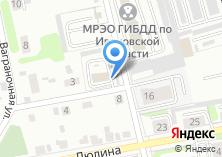 Компания «Экспертное бюро» на карте