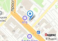 Компания «Аудит» на карте