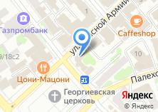 Компания «IMatik» на карте