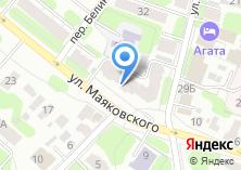 Компания «ОртоБеби» на карте