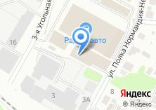 Компания «Ивтехномаш» на карте